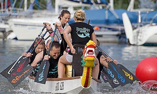 Pálavský festival dračích lodí 2020