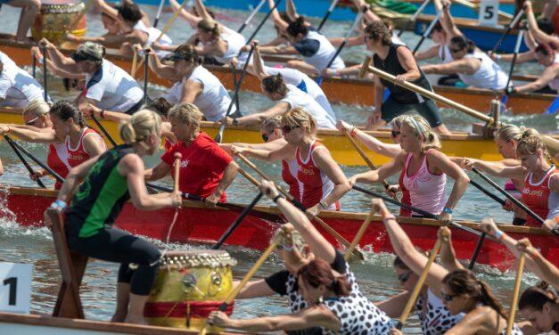 XV. Pálavský festival dračích lodí 2021